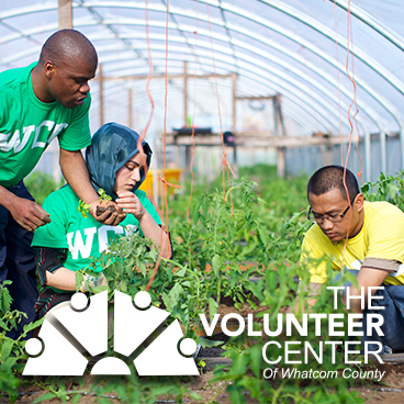 Click to learn more about The Volunteer Center of Whatcom County