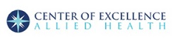 Center of Excellence Allied Health logo