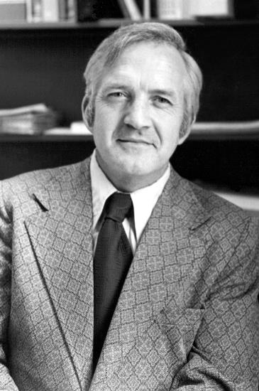 Dr. Robert Hamill became the first president of WCC in 1972