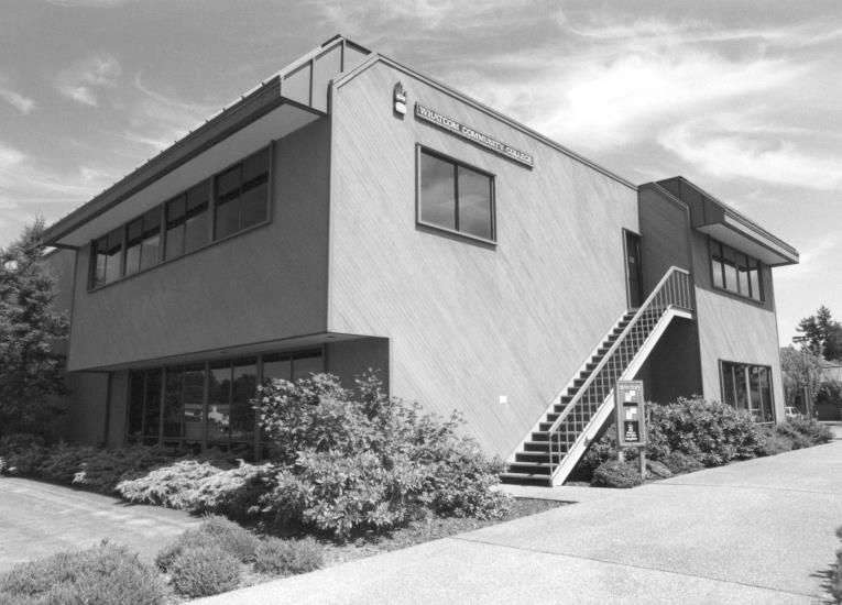 WCC opened a second Lynden facility at 17th and Grover streets in 1980, in an upper level suite in the Lynden Professional Plaza