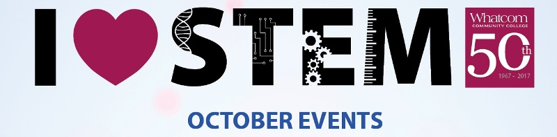 I ♥ STEM Month header