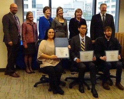 U.S. Bank cybersecurity scholarship recipients