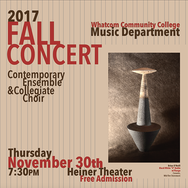 Music Concert 2017 poster