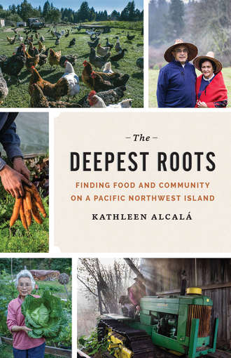 The Deepest Roots by Kathleen Alcalá
