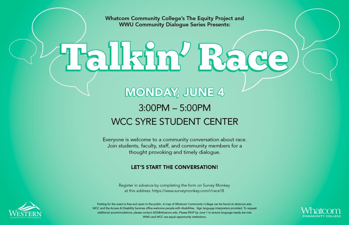Calendar Whatcom Community College
