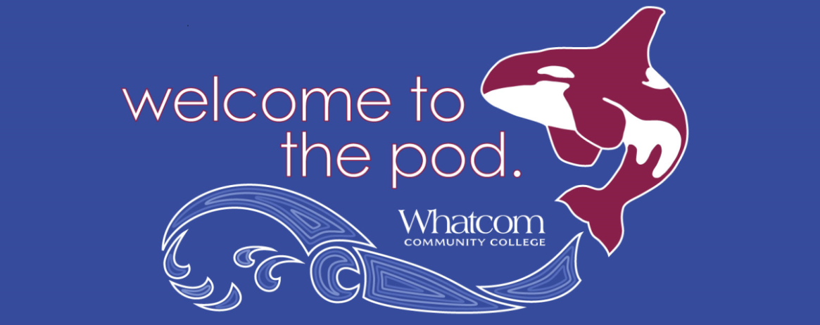 Welcome to the pod graphic