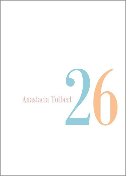 26 by Anastacia-Renee Tolbert