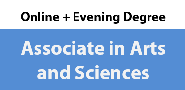 Online + Evening Associate in Arts and Sciences