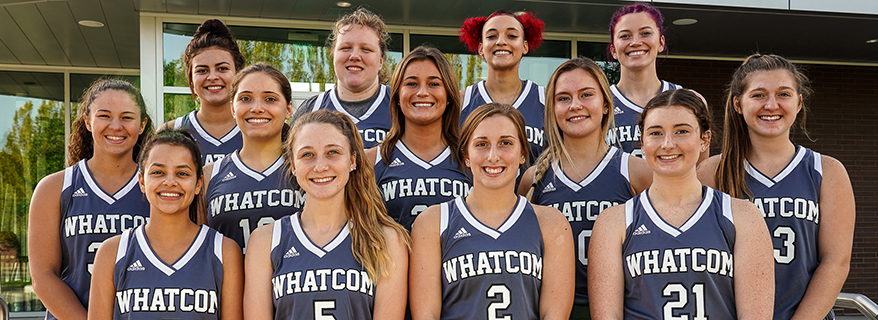 2019-20 Whatcom CC Women's Basketball