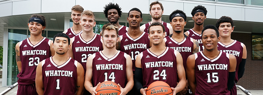 2019-20 Whatcom CC Men's Basketball
