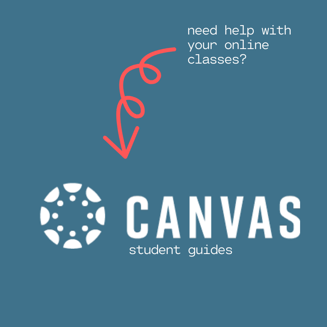 Click here for Canvas student guides