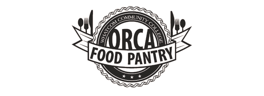 Orca Food Pantry logo banner