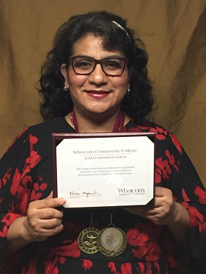 M. Guadalupe Hernandez Laidlaw and Communciation Award