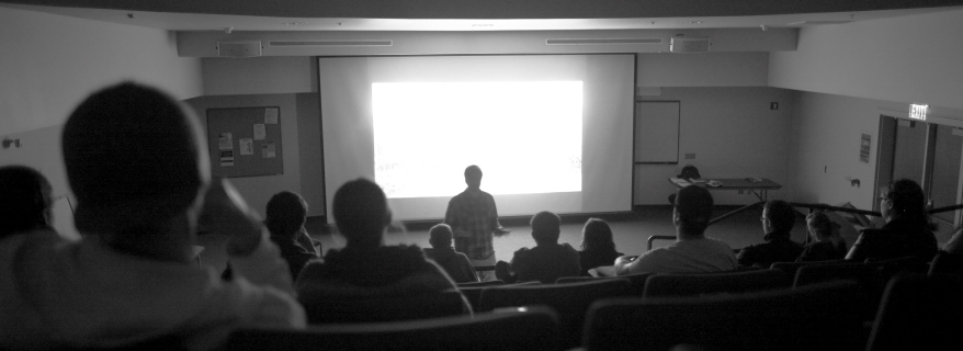 Film class black and white