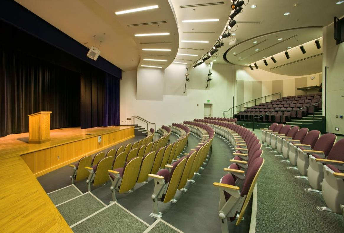 Heiner Center Auditorium 2 F08