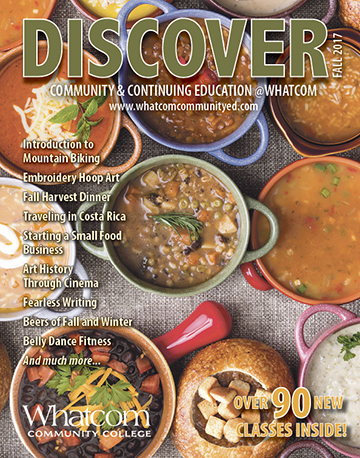 Fall 2017 Discover Magazine Cover